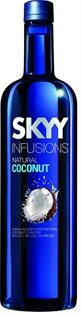Skyy Vodka Infusions Coconut 1.00l